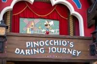 Pinocchio's Daring Journey (Disneyland)