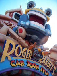 Roger Rabbit's Car Toon Spin (Disneyland)