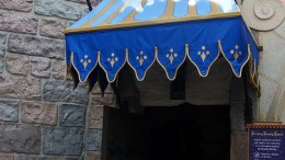 Sleeping Beauty Castle walkthrough disneyland