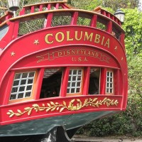 Sailing Ship Columbia (Disneyland)