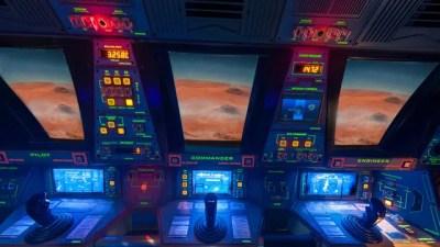 Mission SPACE (Disney World)