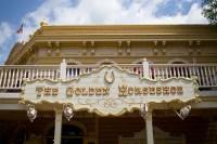 The Golden Horseshoe (Disneyland)