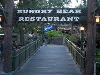 Hungry Bear Restaurant (Disneyland)