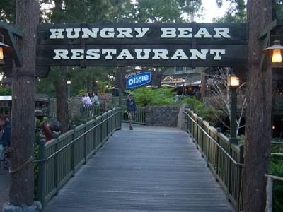 Hungry Bear Restaurant (Disneyland)