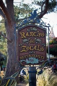 Rancho del Zocalo Restaurante (Disneyland)