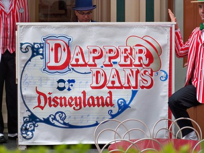 The Dapper Dans (Disneyland)