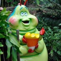 Heimlichs Chew Chew Train (Disneyland)
