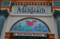 The Little Mermaid - Ariels Undersea Adventure (Disneyland)