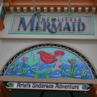 The Little Mermaid – Ariels Undersea Adventure (Disneyland)