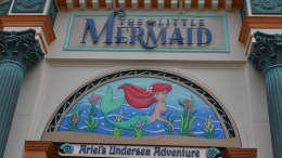 The Little Mermaid – Ariels Undersea Adventure disneyland
