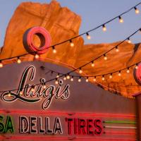 Luigis Rollickin Roadsters (Disney California Adventure)