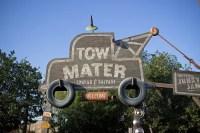 Maters Junkyard Jamboree (Disney California Adventure)