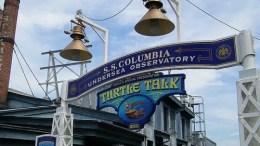 Turtle Talk with Crush (Disneyland)