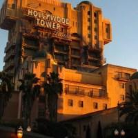 The Twilight Zone Tower of Terror (Disneyland)