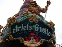 Ariel's Grotto – Extinct Disneyland Attractions