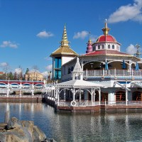 Cove Bar – Extinct Disneyland Rides