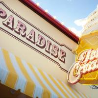 Paradise Pier Ice Cream Company – Extinct Disneyland Rides
