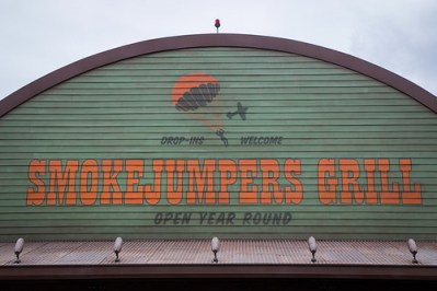 Smokejumpers Grill (Disneyland)