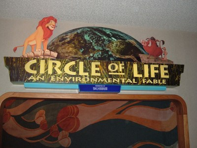The Circle of Life (Epcot) | Extinct Disney World Attractions