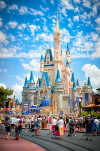 Cinderella Castle (Disney World)