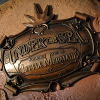 Under the Sea- Journey of The Little Mermaid (Disney World)