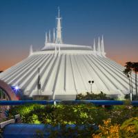 Space Mountain (Disney World Ride)