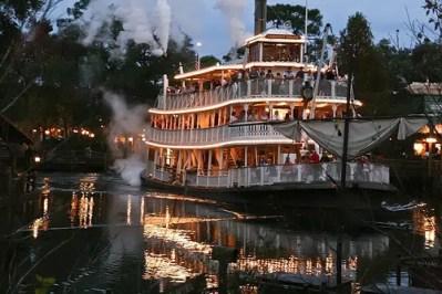 Liberty Square Riverboat (Disney World Ride)