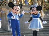 Dream Along with Mickey Stage Show   Extinct Disney World