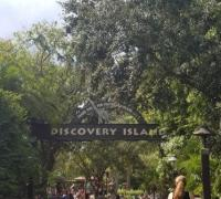 Discovery Island Trails (Disney World Attraction)
