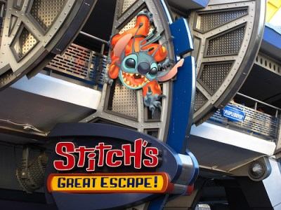 Stitch's Great Escape! | Extinct Disney World Show