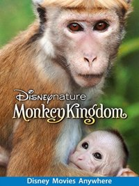Disneynature Monkey Kingdom (2015 Movie)