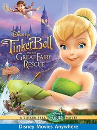Tinker Bell and the Great Fairy Rescue (2010 Movie)