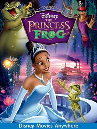 The Princess And The Frog (2009 Movie)