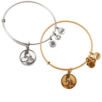 Minnie Mouse Bangle by Alex and Ani | Disney Jewelry