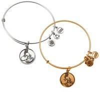 Minnie Mouse Bangle by Alex and Ani | Disney Jewelry