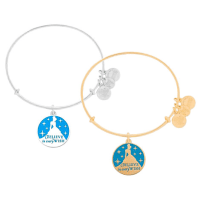 Cinderella Bangle by Alex and Ani (blue) | Disney Jewelry