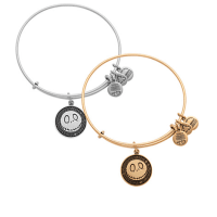 Jack Skellington Bangle by Alex and Ani