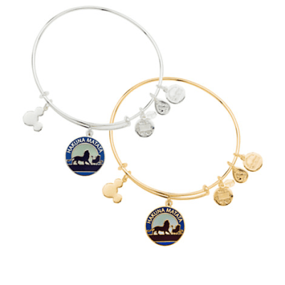 "The Lion King ""Hakuna Matata"" Bangle by Alex and Ani 