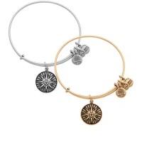 Mickey's Fun Wheel Bangle by Alex and Ani   Disney Jewelry