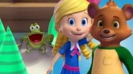 goldie and bear disney junior