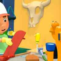 Disney Junior's Handy Manny (Television Show)