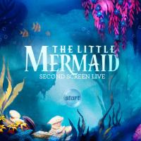 Second Screen Live: The Little Mermaid Mobile App