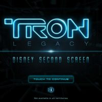 Disney Second Screen: TRON LEGACY Edition
