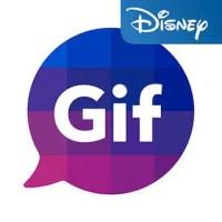 Disney Gif + Keyboard Mobile App
