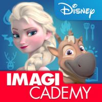 Frozen: Early Science Cooking and Animal Care Mobile Game