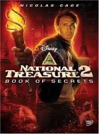 National Treasure: Book Of Secrets (2007 Movie)