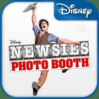 Newsies Photo Booth App