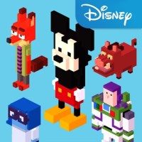Disney Crossy Road Mobile Game