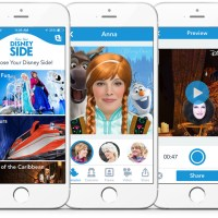 Show Your Disney Side Mobile App