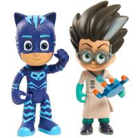 PJ Masks Duet Figure Set – Catboy and Romeo